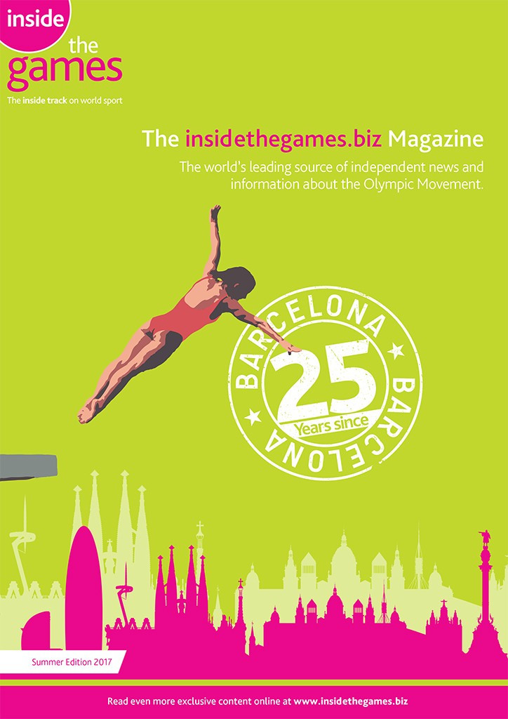 The insidethegames.biz Magazine Summer Edition 2017