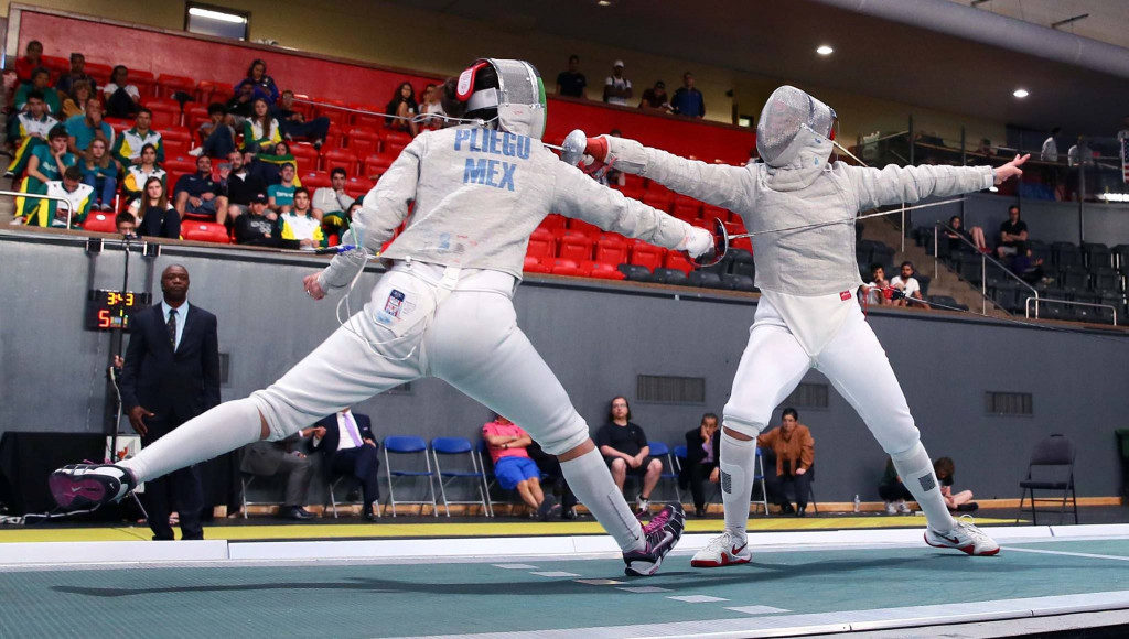 Pliego wins all-Mexican women's sabre final at Pan American Fencing Championships