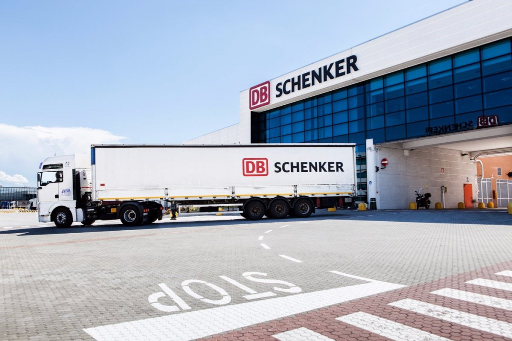 Schenker Australia have been appointed as the official logistics provider for Gold Coast 2018 ©Gold Coast 2018
