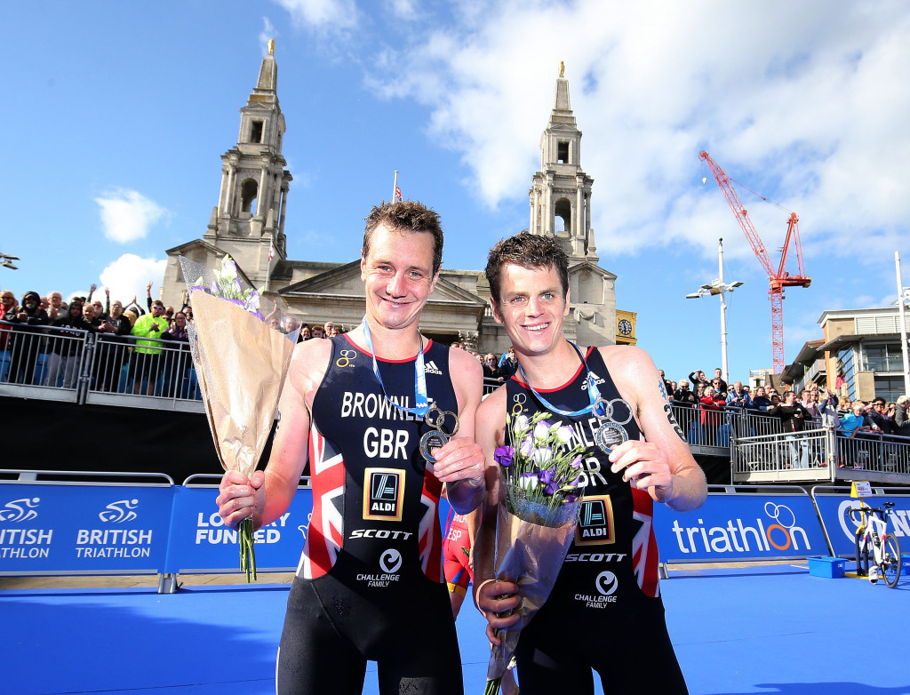 ITU President apologies for congratulating wrong Brownlee brother for Leeds victory