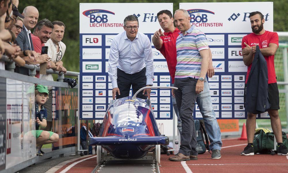 Mobile push track opened in Liechtenstein