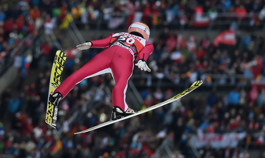 The ski jumping stadium is among those set to be upgraded ©Getty Images