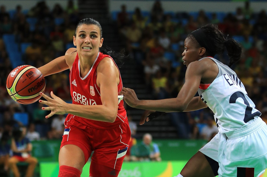 Serbia poised to begin EuroBasket Women title defence