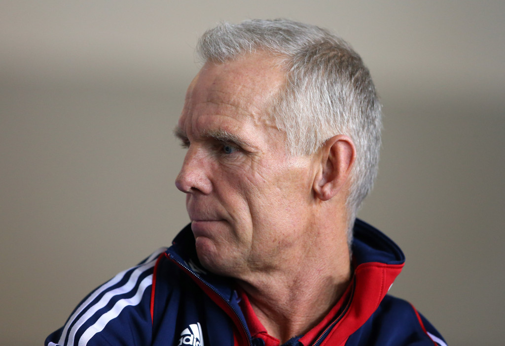 The allegations centre around comments made by British Cycling's former technical director Shane Sutton ©Getty Images