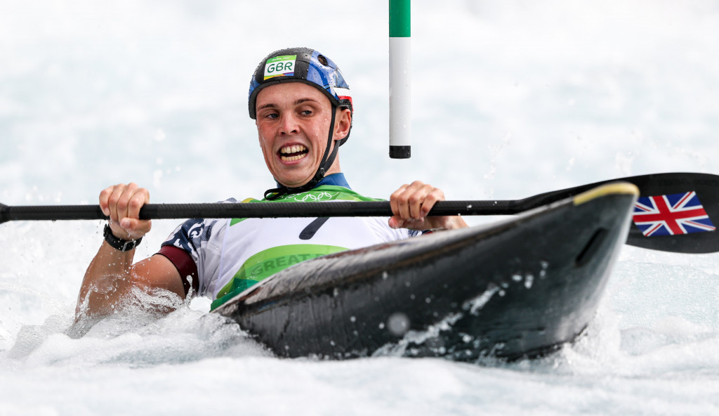 Prague hosting first ICF Canoe Slalom World Cup of new Olympic cycle
