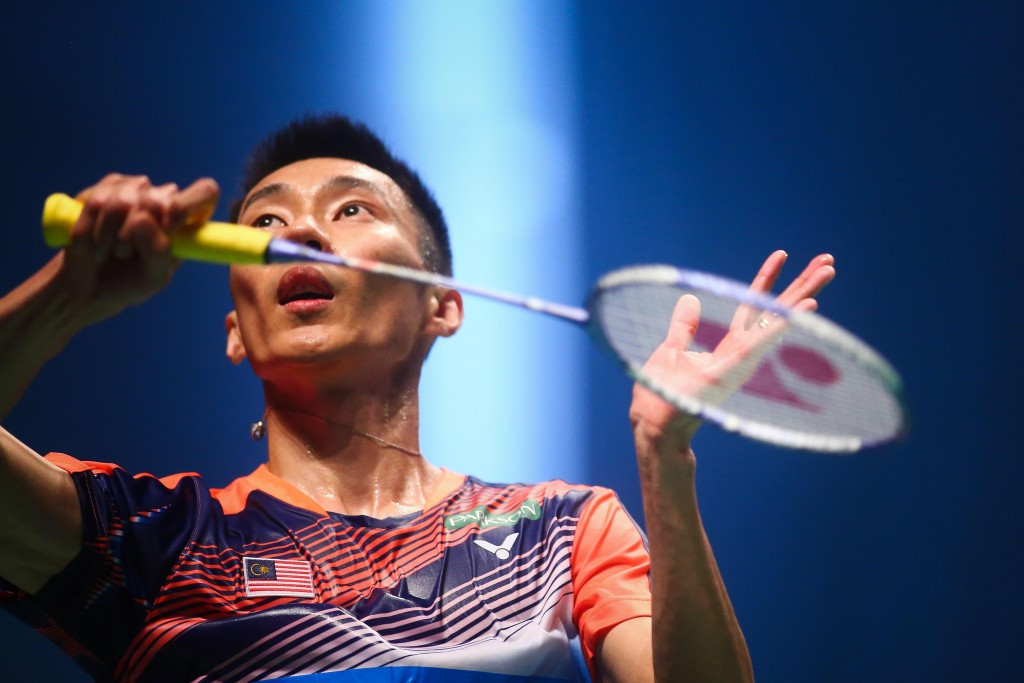 Defending champion Lee bows out of men's singles at BWF Indonesian Open