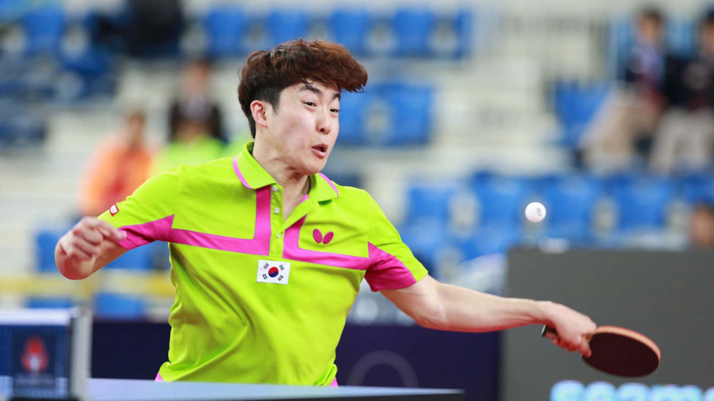 South Korea's Lim claims shock win over home favourite at ITTF Japan Open