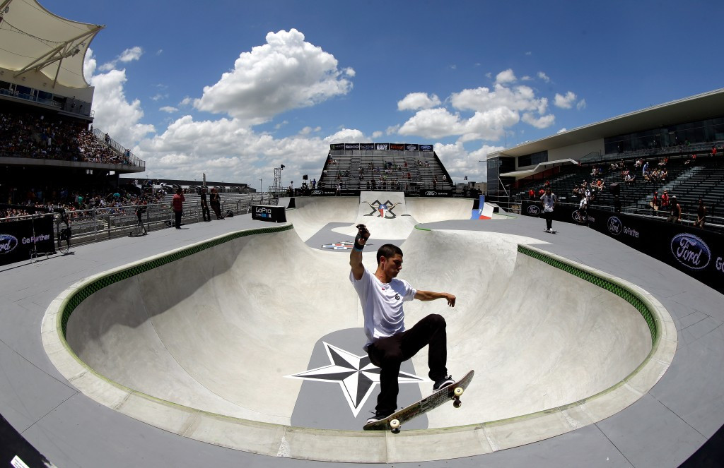 Skateboarding will make its Olympic debut at Tokyo 2020 but there has been controversy about its inclusion ©Getty Images