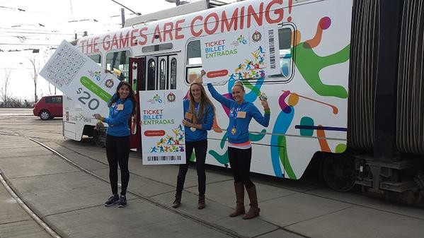 Pan American Games tickets for Toronto 2015 put back on sale with less than 100 days to go