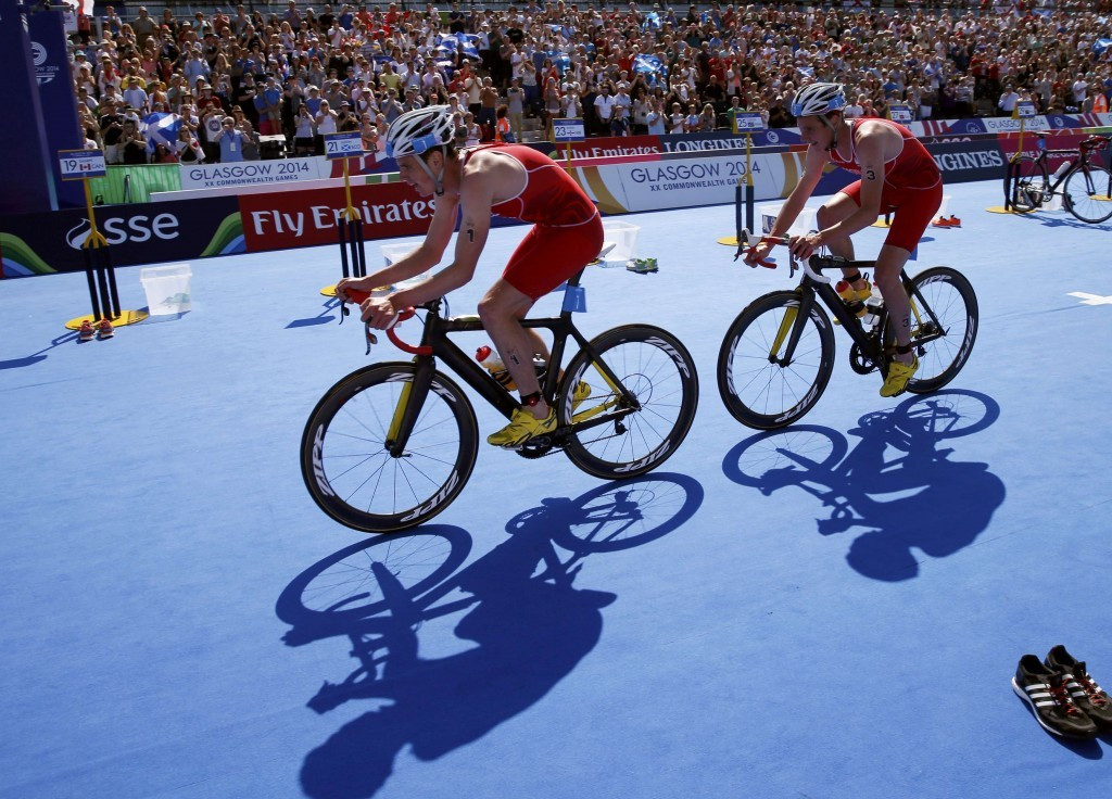 Hopes of a Welsh bid for the Commonwealth Games had been raised after the success of Glasgow 2014 ©Getty Images