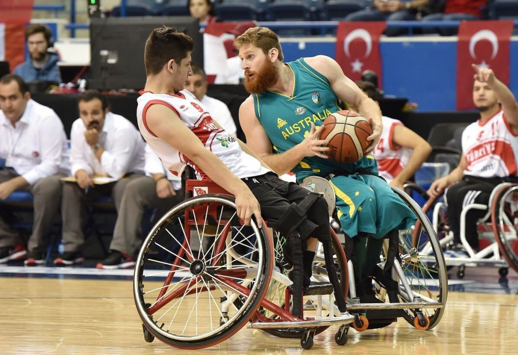 Knock-out stages of IWBF World Men's Under-23 Championships continue in Toronto