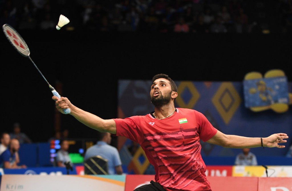 Kumar claims another big win at BWF Indonesian Open