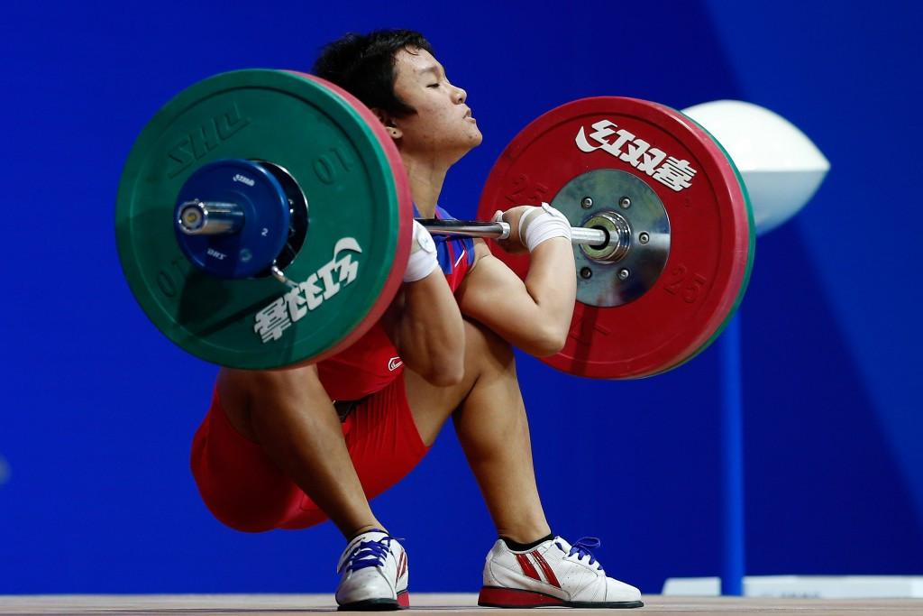 Thailand's Sukcharoen wins three golds at IWF Junior World Championships