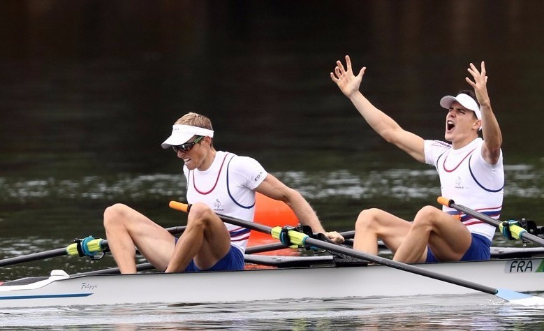 Rio 2016 champions through to lightweight double sculls final at World Rowing Cup