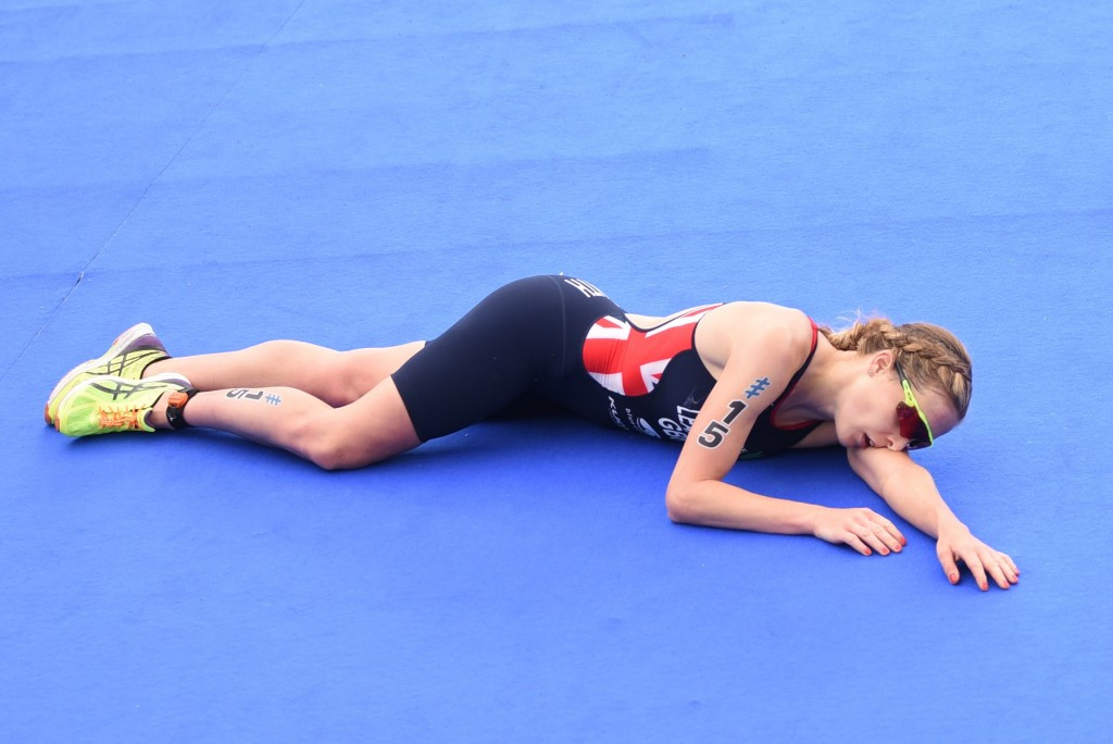 Learmonth heads British success at European Triathlon Championships