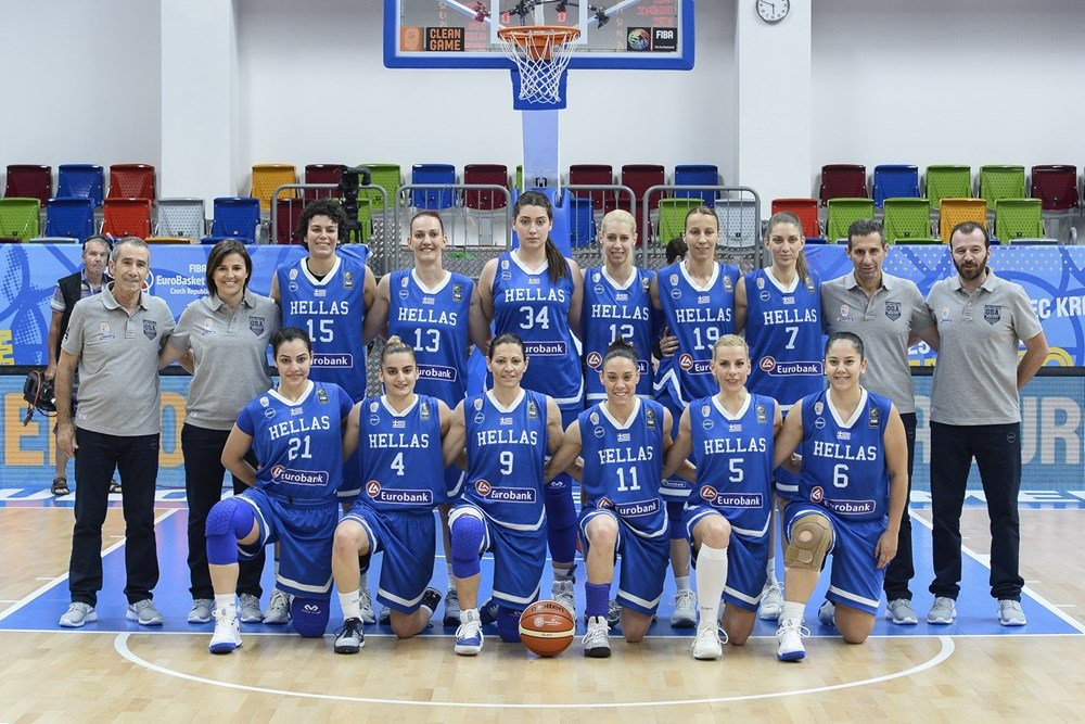 Greece stun reigning champions Serbia on opening day of EuroBasket Women