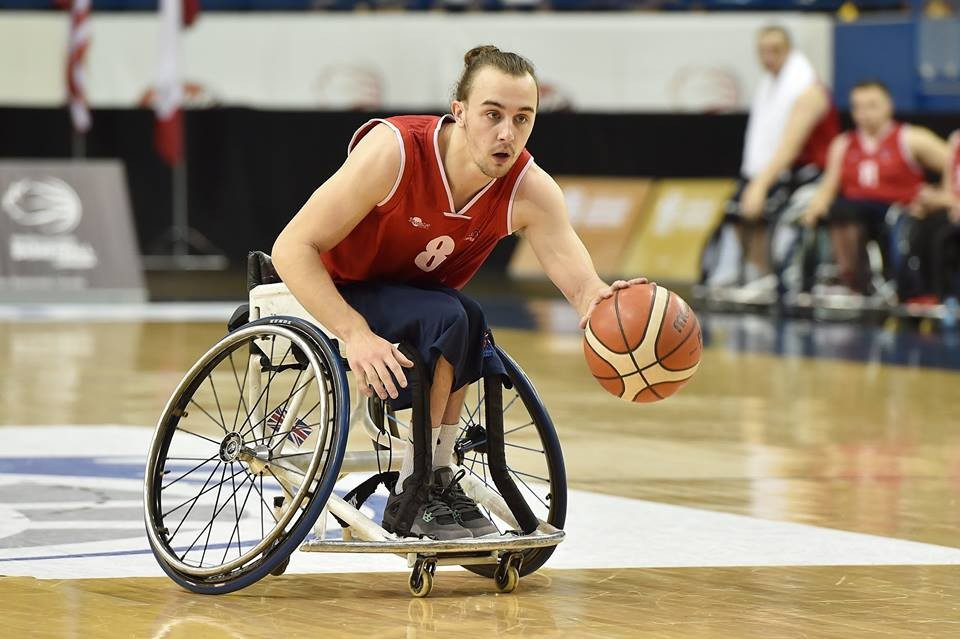 Britain win IWBF World Men's Under-23 Championships title