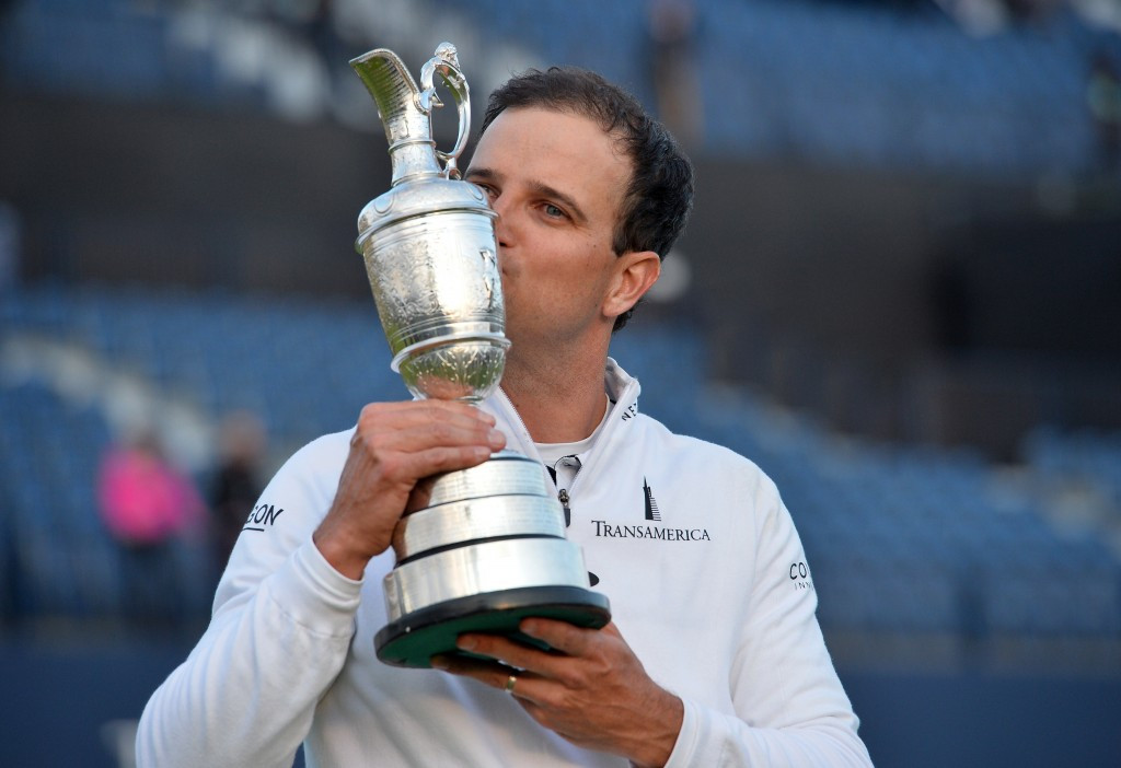 Zach Johnson wins second major with play-off victory at The Open