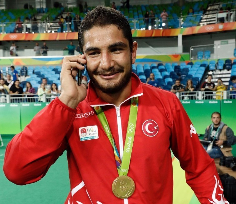Olympic wrestling champion appointed as TOC Athletes' Commission chair