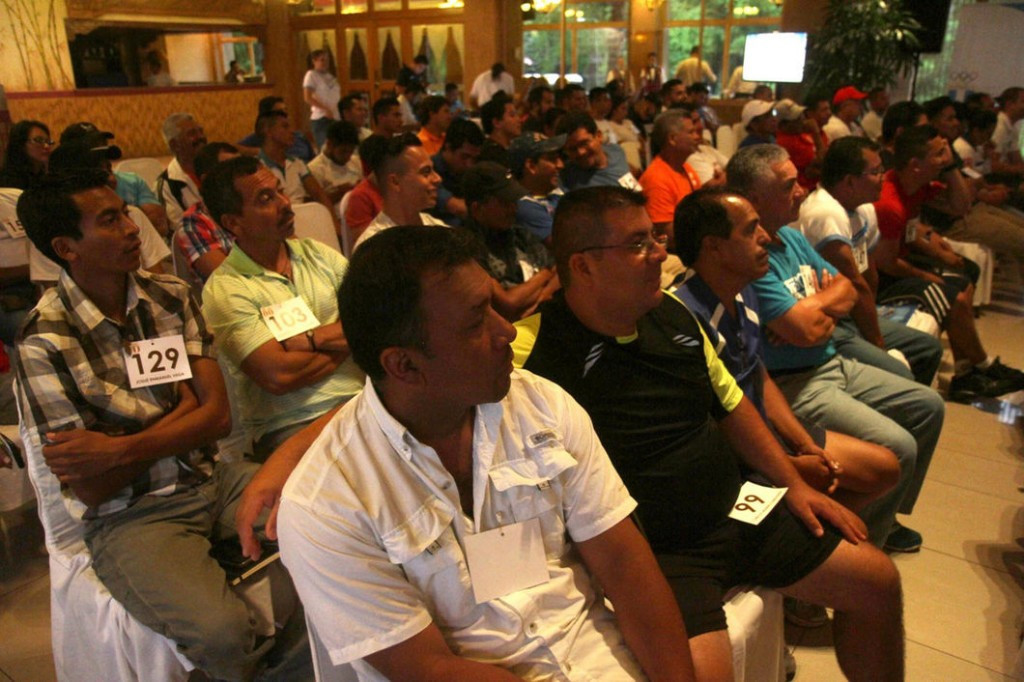 Guatemala Olympic Committee hold training camp with one eye on Buenos Aires 2018