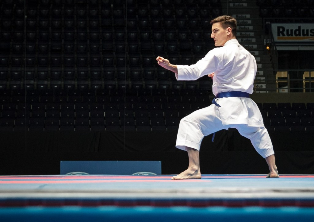 Spanish duo win gold at Karate 1-Series A opener in Toledo