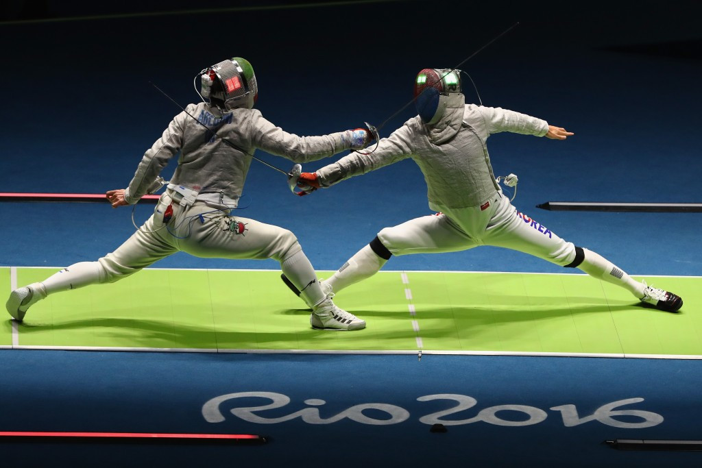 South Korea secure two gold medals at Asian Fencing Championships