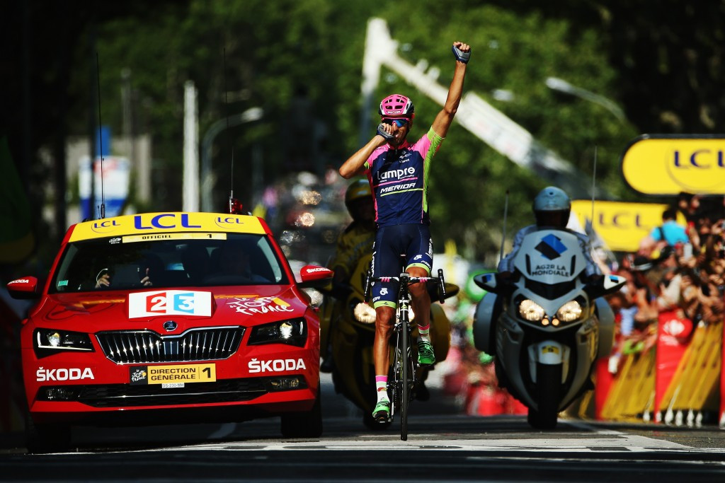 Sagan second again as Ruben Plaza claims Tour de France stage 16 in Gap
