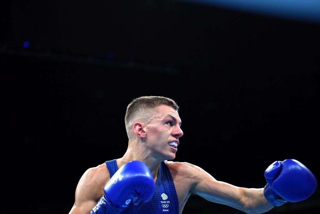 Britain's McCormack through at European Boxing Championships