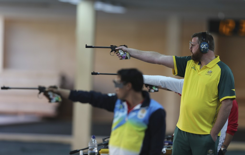 Shooting has been held at every Commonwealth Games since Kingston 1966, with the exception of the 1970 edition in Edinburgh - but were held 200 miles south of Manchester when England last hosted the event in 2002 ©Getty Images