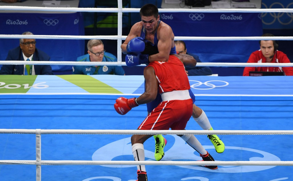 Cuban Olympic medallists shine at American Confederation Boxing Championships
