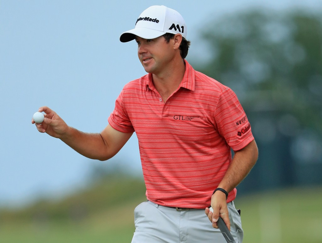 Harman takes one-shot lead into final round of US Open