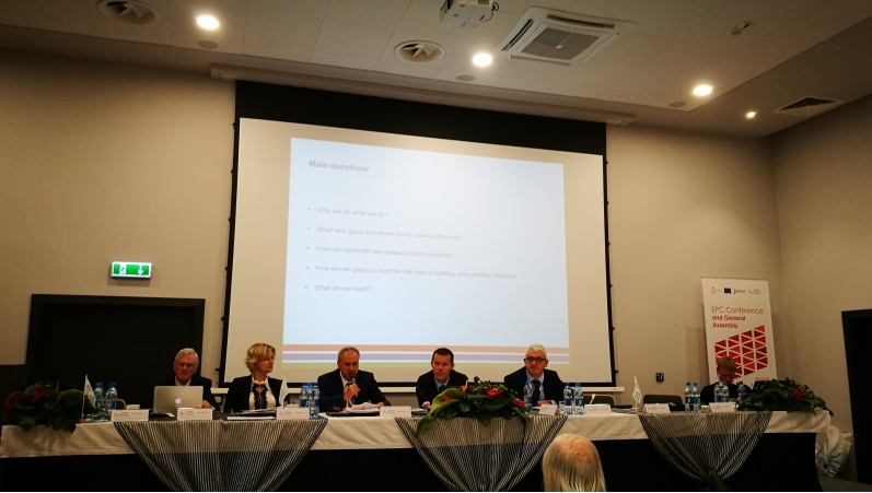 The European Paralympic Committee Elective Assembly was held in Polish city Katowice ©HPO