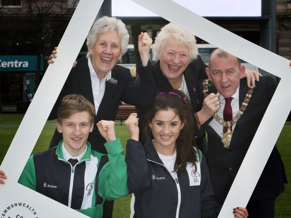 The CGF have played down fears that Northern Ireland could lose the hosting rights for the 2021 Commonwealth Youth Games ©Belfast 2021