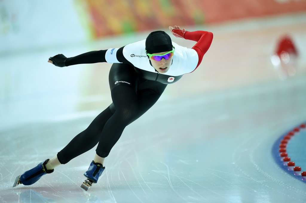 Olympic champion inducted into Speed Skating Canada Hall of Fame