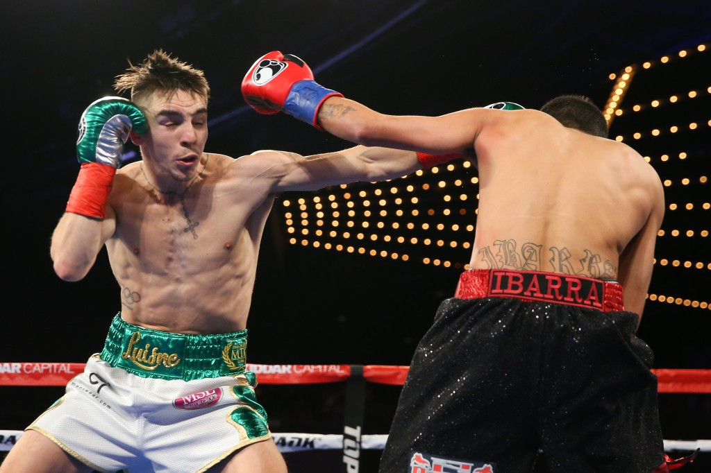 Boxer Michael Conlan has said it would be a shame if Northern Ireland did not host the event ©Getty Images
