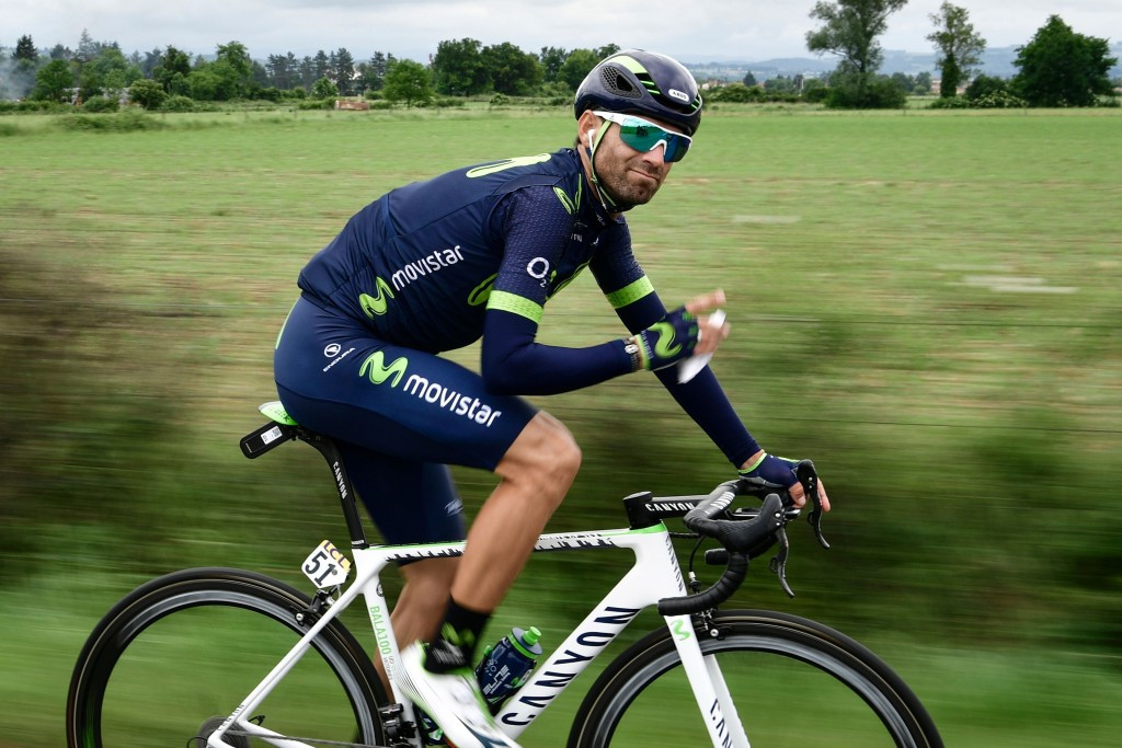 Alejandro Valverde is one cyclist already outed by Operation Puerto  ©Getty Images