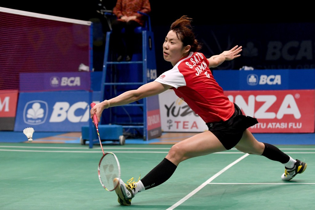 Unseeded Sato wins women's singles title as BWF Indonesia Open concludes