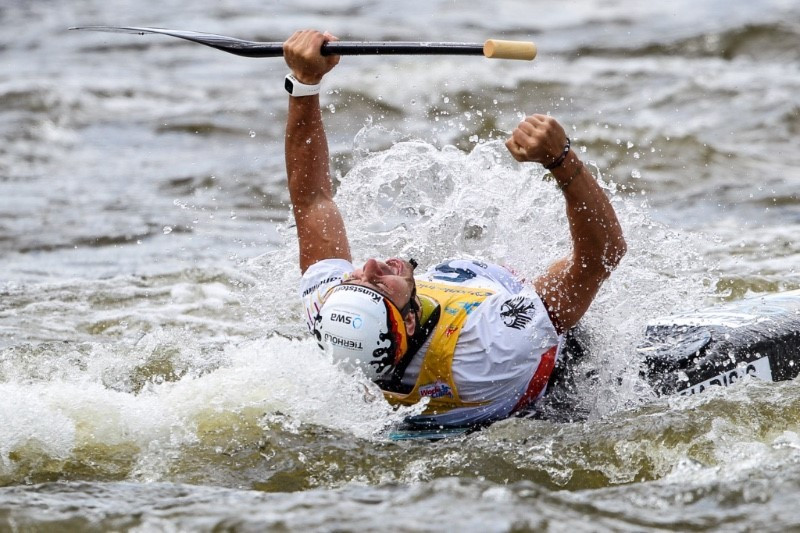 Emotional win for Germany's Tasiadis as ICF Canoe Slalom World Cup concludes
