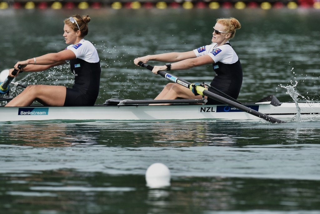 World best times fall on final day of World Rowing Cup in Poznan