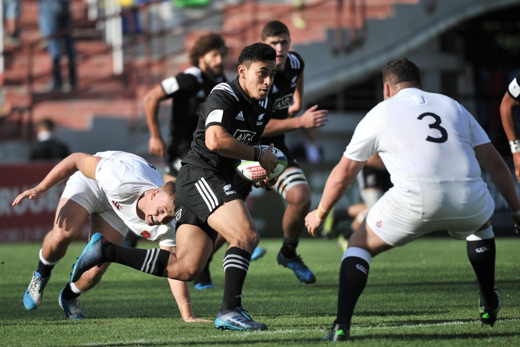 New Zealand beat England in IRB World U20 Championship final