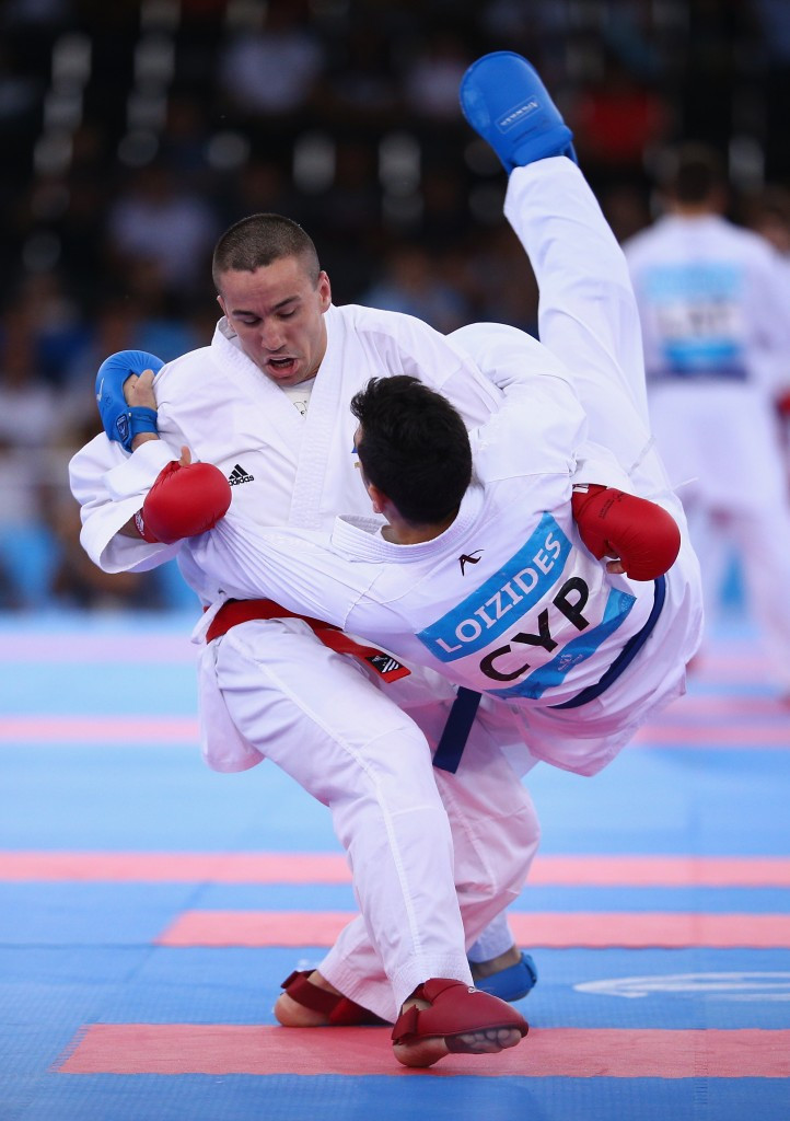 Three golds for France as Karate 1-Series A opener comes to an end