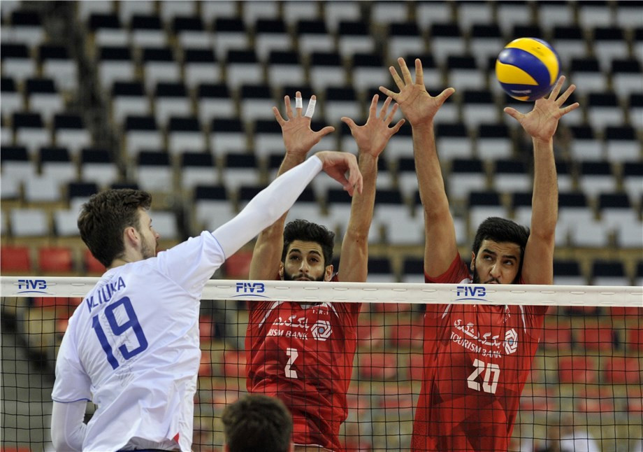 Russia progress to final six of FIVB World League with victory over Iran
