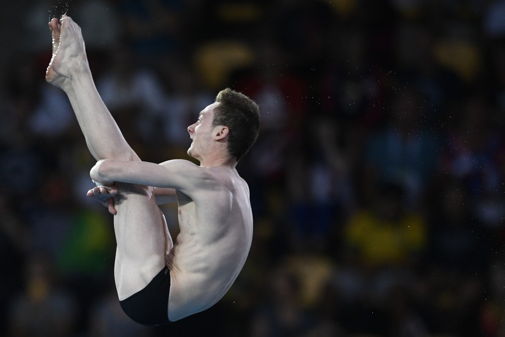 France's Auffret claims platform crown on final day of European Diving Championships