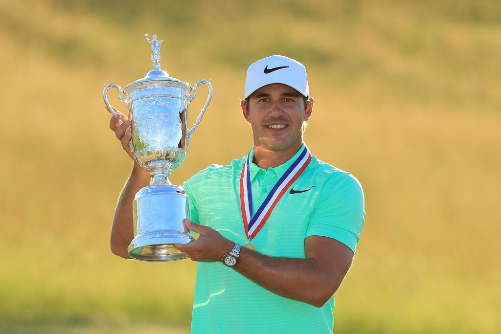 Koepka clinches first major with victory at US Open
