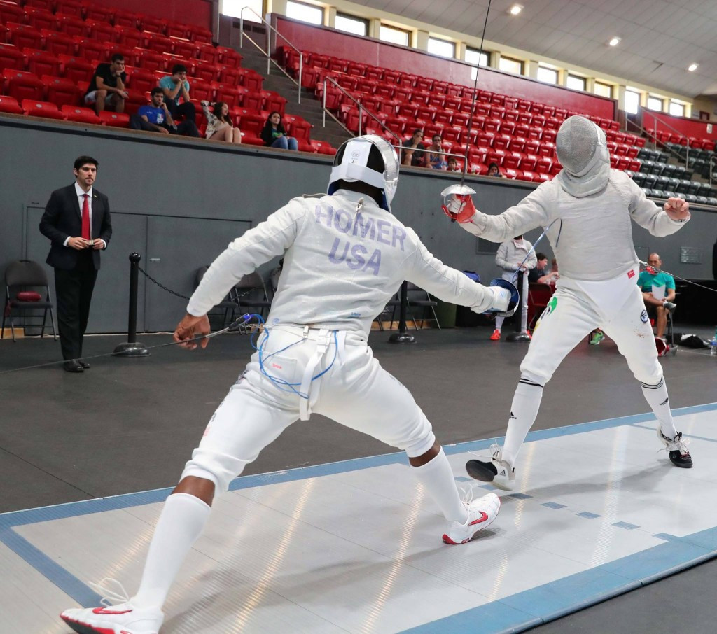 Pan American Fencing Championships conclude with two more American golds
