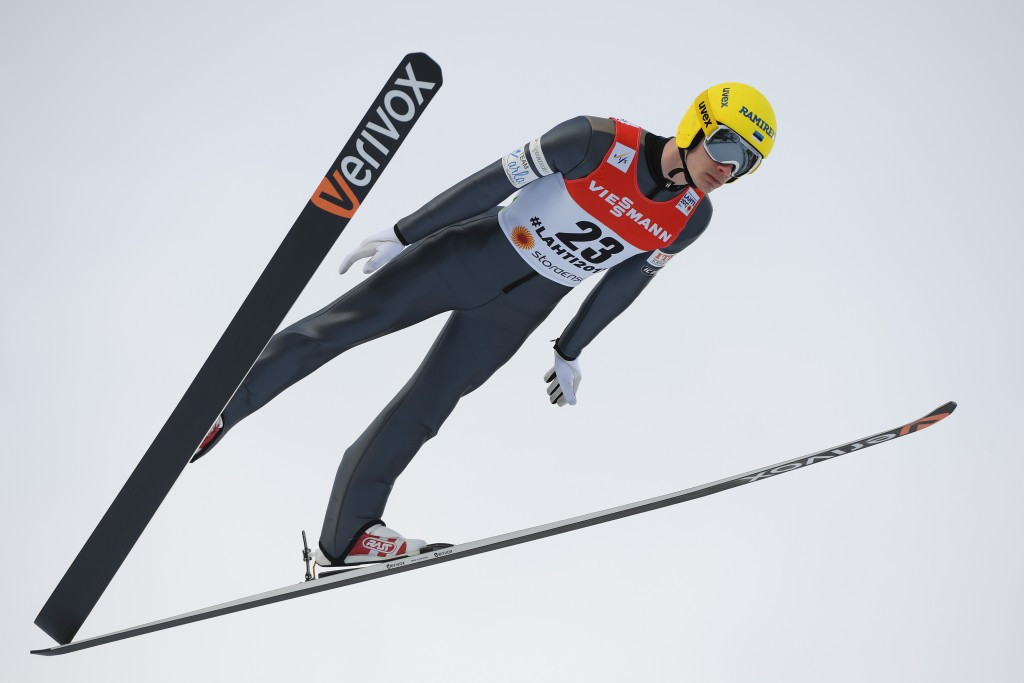 Estonian ski jumper retires for a second time