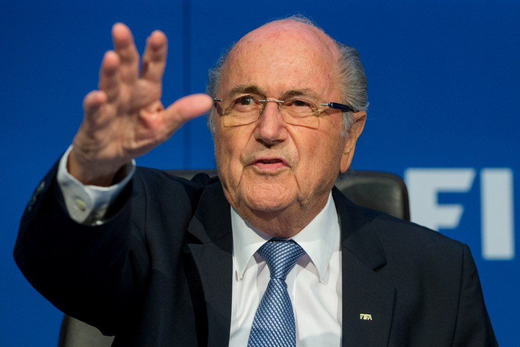Blatter to miss 2022 Winter Olympic vote in Kuala Lumpur
