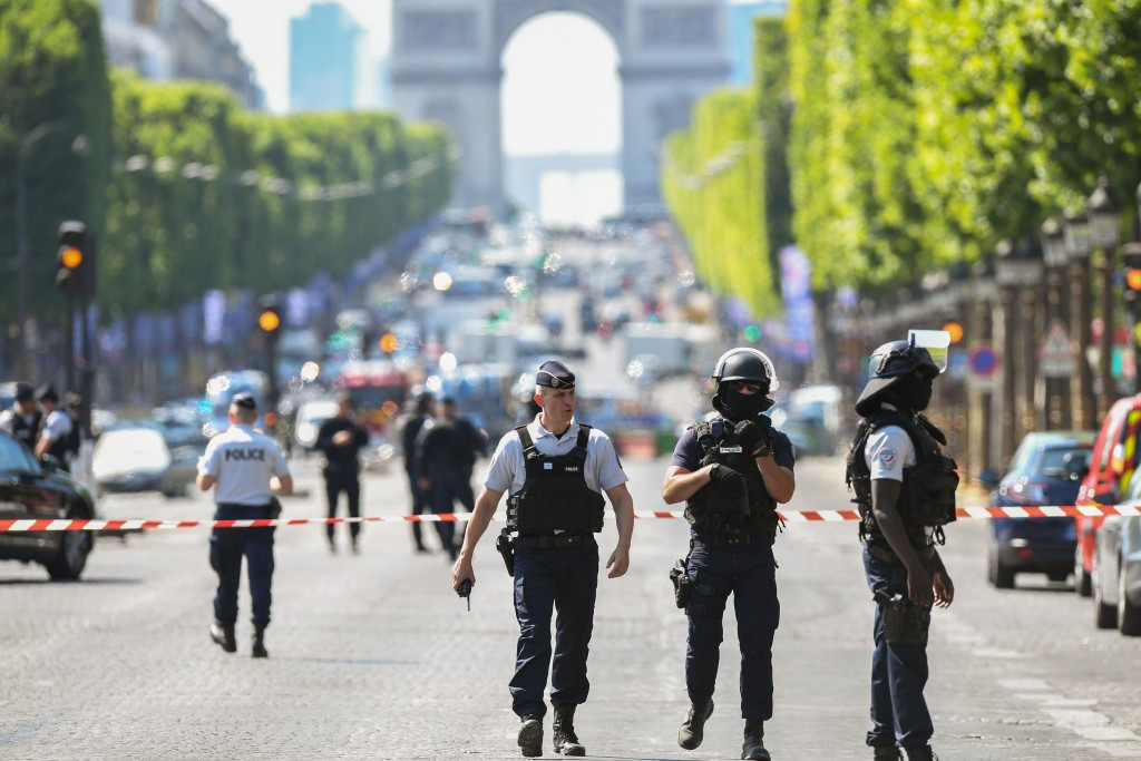 Paris 2024 Olympic Day celebrations unaffected by latest terror incident