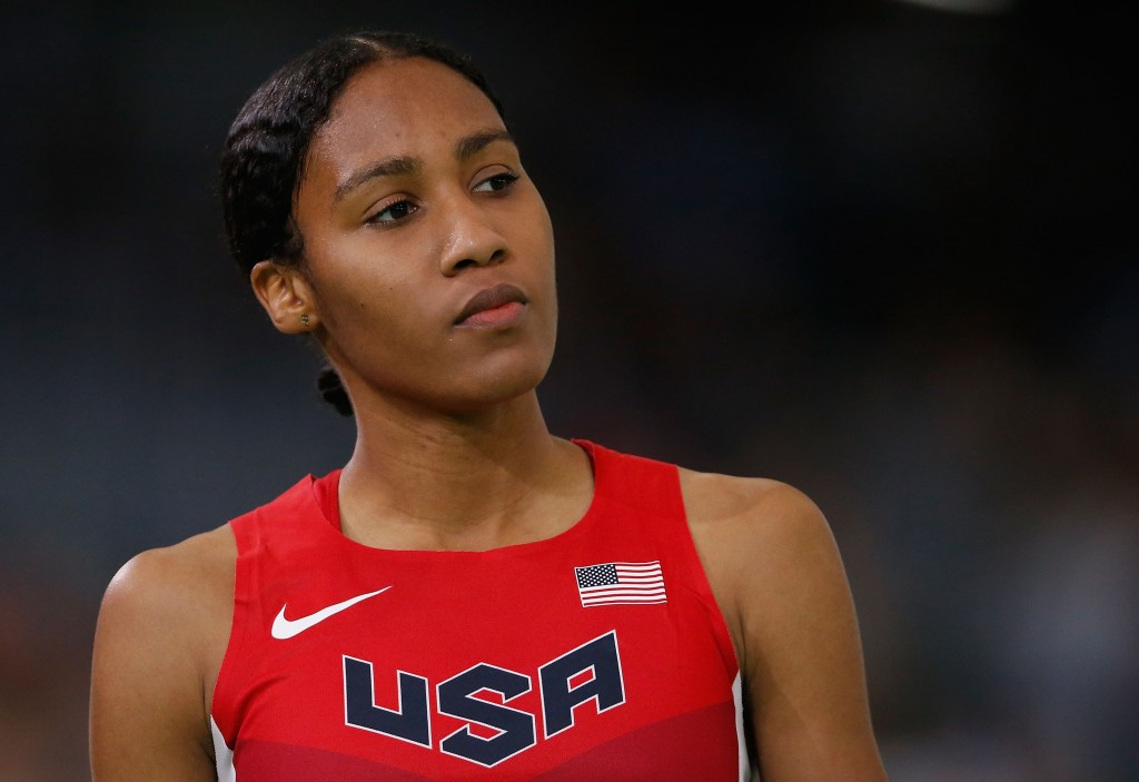Wilson stripped of American record after testing positive for zeranol