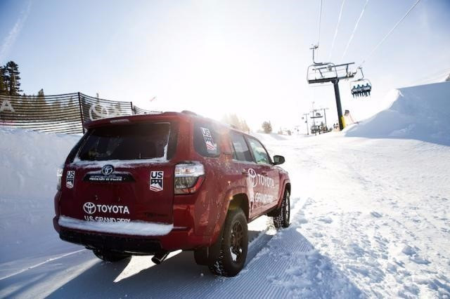 United States Ski & Snowboard announce deal with Toyota
